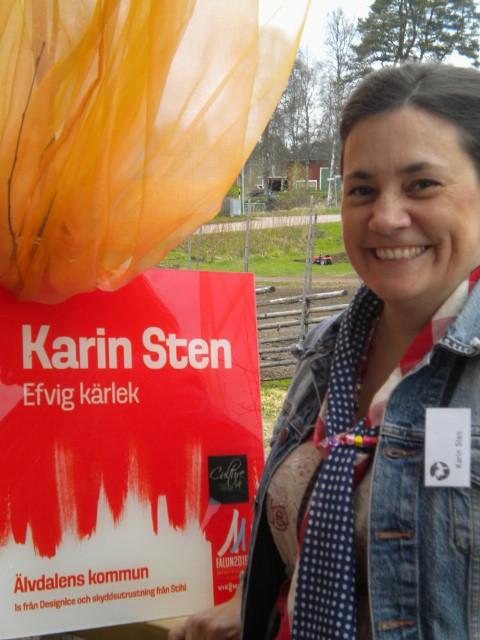 Älvdalens representant vid VM i Falun 2015