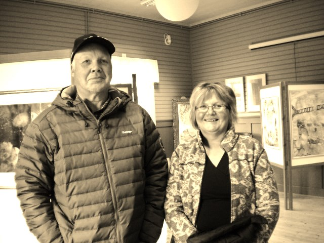 Harriet & Bengt