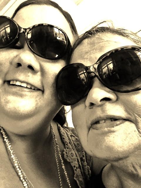 Syrran och Mamma