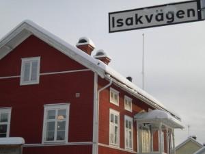 Östängs skola Isakvägen 52 i Älvdalen